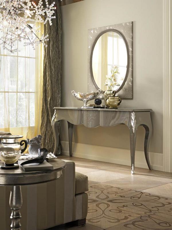 Byblocaprichos de hogar salamanca decoracion interiorismo - Muebles de recibidor clasicos ...