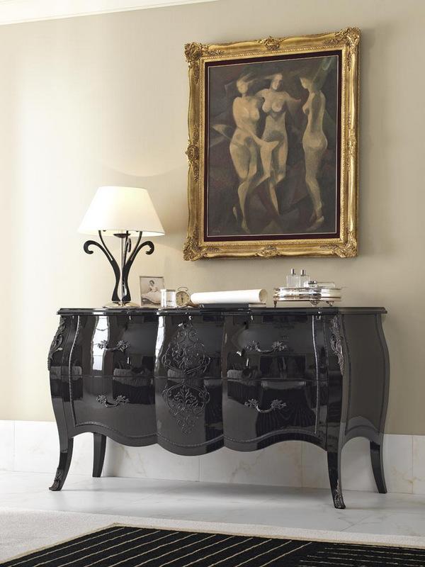 Caprichos de hogar salamanca decoracion interiorismo - Muebles de recibidor clasicos ...