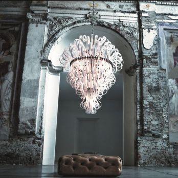Caprichos de hogar proyecto Salamanca decoración interiorismo lolo espana tienda iluminación lighting lámparas lamps De Majo