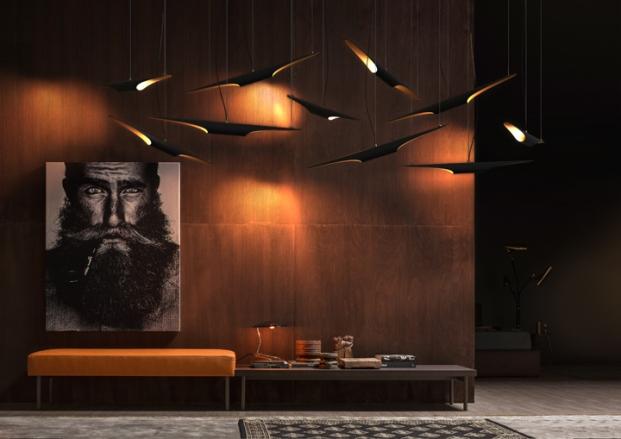 Caprichos de hogar proyecto Salamanca decoración interiorismo lolo espana tienda iluminación lighting lámparas lamps Delightfull 1