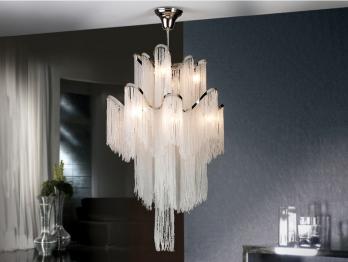 Caprichos de hogar proyecto Salamanca decoración interiorismo lolo espana tienda iluminación lighting lámparas lamps Schuller 2