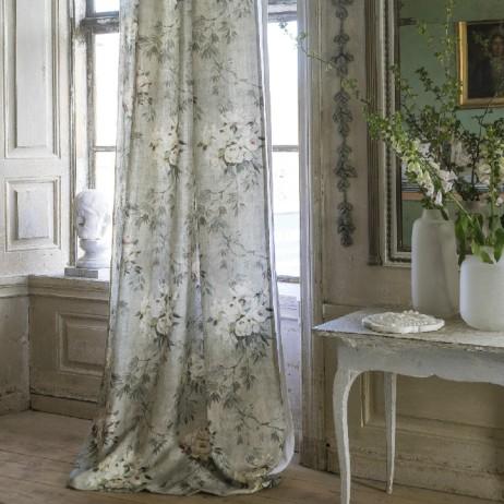 Caprichos de hogar proyecto Salamanca Decoracion Interiorismo Lolo Espana Telas fabrics tienda tapizados textil hogar designer guild