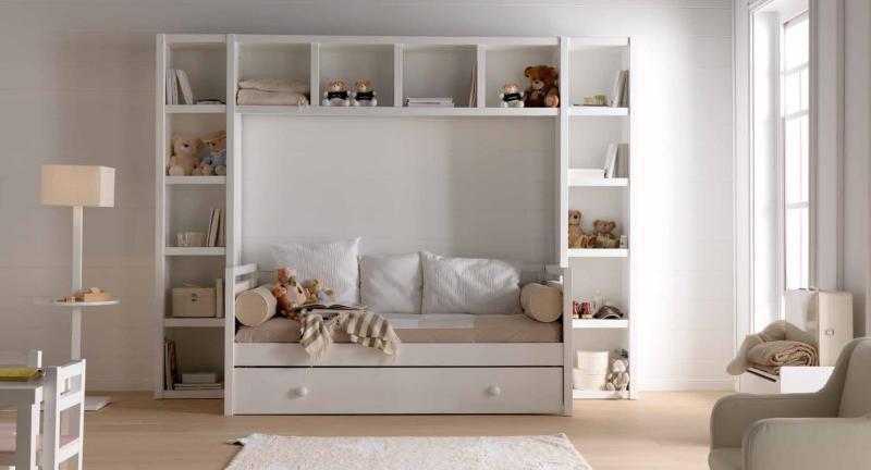 muebles infantiles niños juveniles Salamanca Caprichos de Hogar