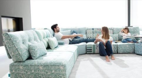 sofas modulares, butacas, mueble tapizado, Salamanca, interiorismo, Caprichos de Hogar, sillas, Madrid, lujo, decoradores, España, Sofas Fama, Arianne Love