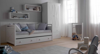 Mueble infantil, muebles niños Salamanca Caprichos de Hogar Decoracion telas infantiles papeles infantiles