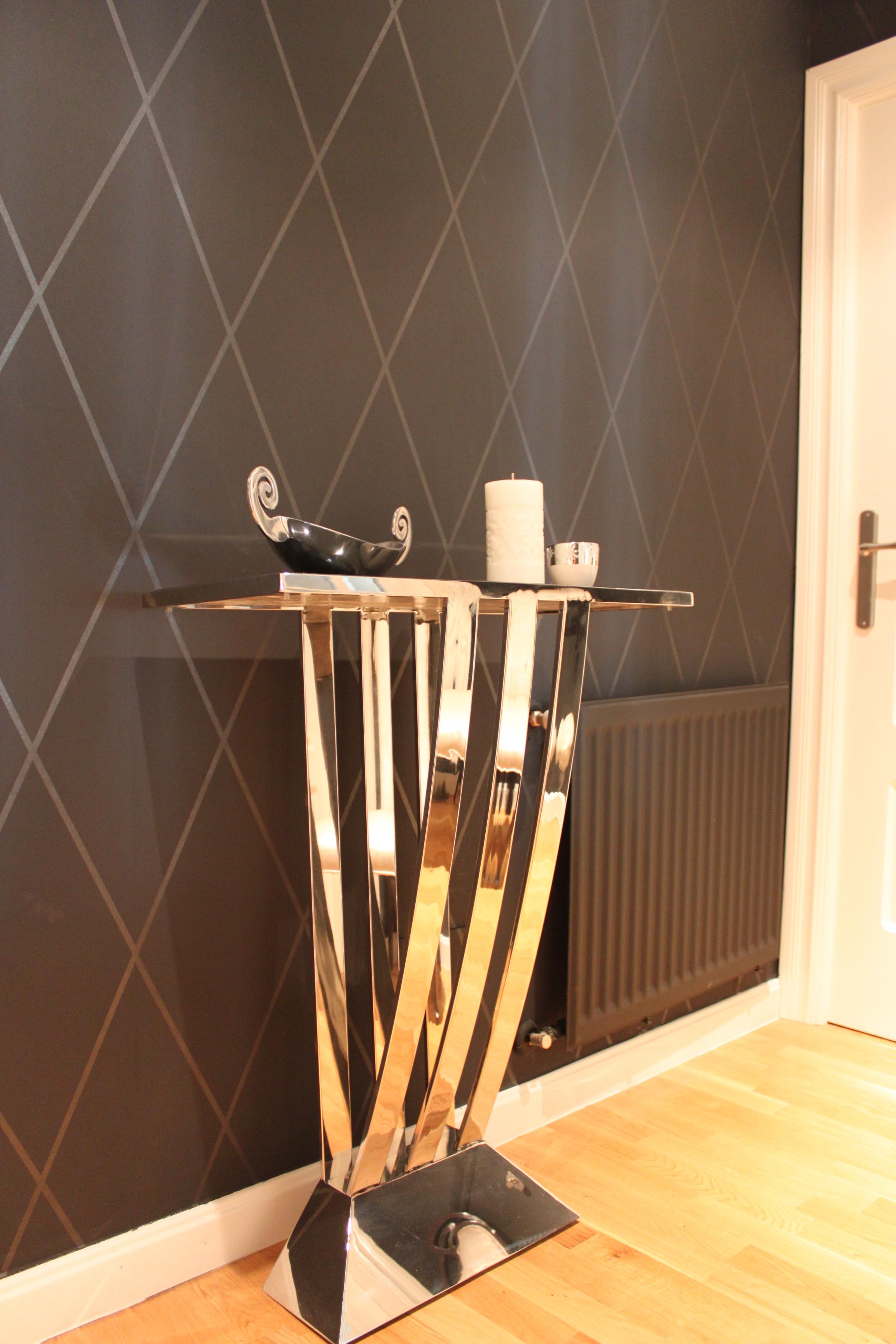 Comprar muebles salamanca caprichos de hogar decoracion de interiores papeles pintados telas - Entradas y pasillos ...