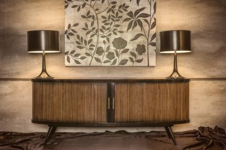 Caprichos de hogar Interiorismo decoracion proyectos salamanca madrid españa cabo verde mueble lujo aparador bufett New York lolo(6)