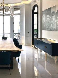 Mueble contemporaneo, Caprichos de Hogar, Salamanca, interiorismo, proyectos, decoradores, España, Madrid, Aparador, lujo, buffet, AR (4)