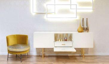 Mueble contemporaneo, Caprichos de Hogar, Salamanca, interiorismo, proyectos, decoradores, España, Madrid, Aparador, lujo, buffet, AR (8)