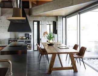 Mueble contemporaneo, Caprichos de Hogar, Salamanca, interiorismo, proyectos, decoradores, España, Madrid, Mesa comedor, lujo, Devina Nais (2)