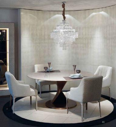 Mueble contemporaneo, Caprichos de Hogar, Salamanca, interiorismo, proyectos, decoradores, España, Madrid, mesa comedor lujo,(5)