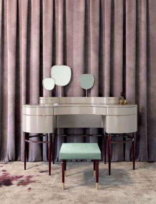 Mueble contemporaneo, Caprichos de Hogar, Salamanca, interiorismo, proyectos, decoradores, España, Madrid, tocador, lujo, jetclass (4)