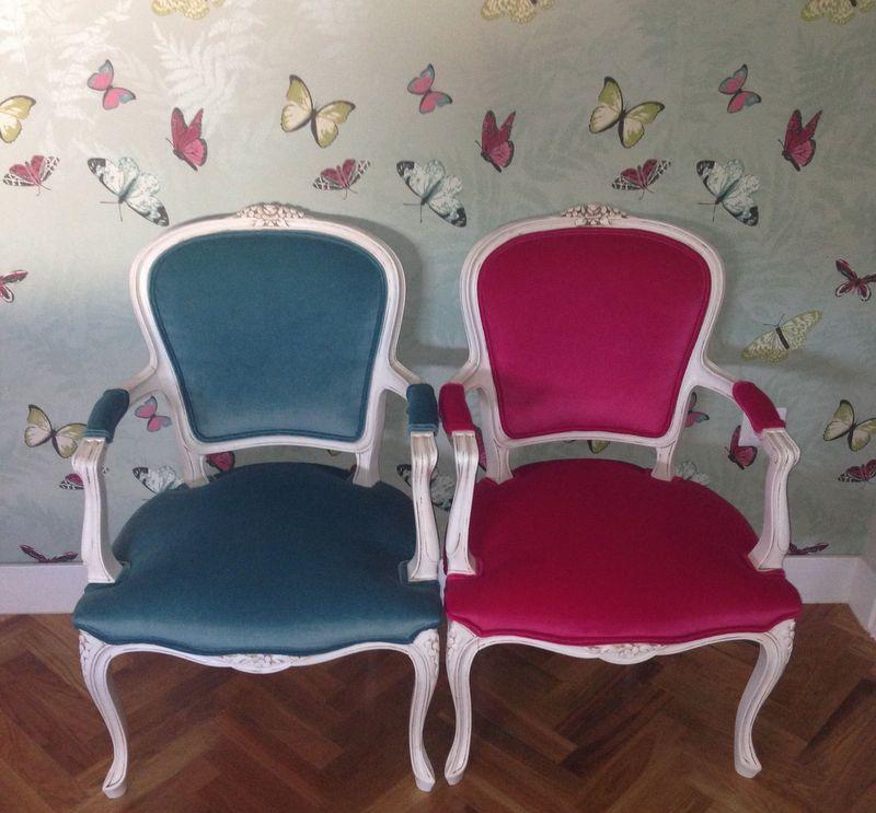 A todo color caprichos de hogar decoraci n salamanca - Telas salamanca ...